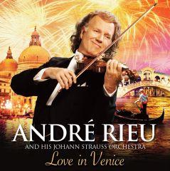 Love In Venice - CD / Andre Rieu / 2014