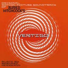 Vertigo (OST + Bonus Tracks) - LP / Bernard Herrmann   Soundtrack / 2017