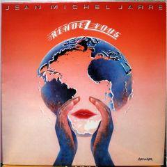 Rendez-vous - LP / Jean Michel Jarre / 1986
