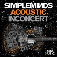 Acoustic In Concert - CD+DVD / Simple Minds / 2017