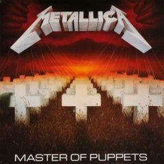 Master Of Puppets - CD / Metallica / 1986 / 2017