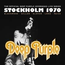 Stockholm 1970 - 2CD+DVD / Deep Purple / 2014