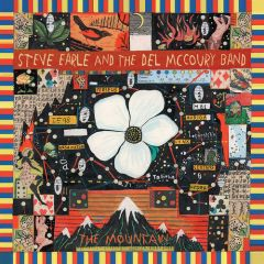 The Mountain - 2LP / Steve Earle & The Del McCoury Band / 2017