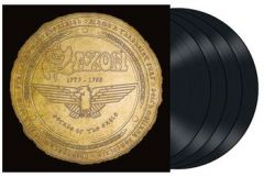 Decade Of The Eagle: The Anthology 1979-1988 - 4LP / Saxon / 2017