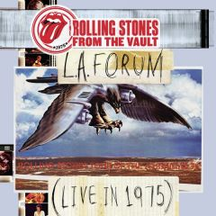 From The Vault / L.A. Forum Live In 1975 - 2cd+dvd / Rolling Stones / 2014