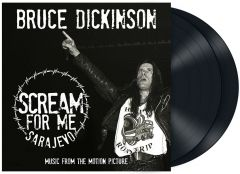 Scream For Me Sarajevo - 2LP / Bruce Dickinson (Iron Maiden) / 2018