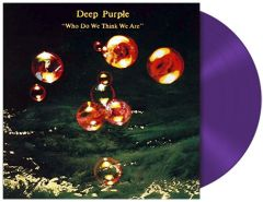Who Do We Think We Are - LP (Lilla Vinyl) / Deep Purple / 1973 / 2018