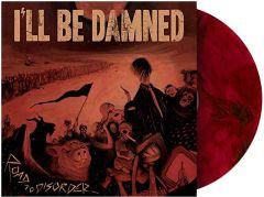 Road To Disorder - LP (Farvet vinyl) / I'll Be Damned / 2018
