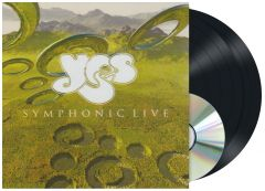 Symphonic Live - Live in Amsterdam - 2LP+CD / Yes / 2002 / 2019