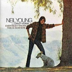 Everybody knows this is nowhere - LP / Neil Young / 1969 / 2009