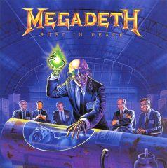 Rust in peace - CD / Megadeth / 1990