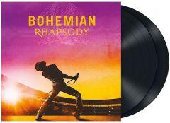 Bohemian Rhapsody Original Soundtrack - 2LP / Queen   Soundtrack / 2018 / 2019