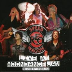 Live At Moondance Jam - cd+dvd / REO Speedwagon / 2013