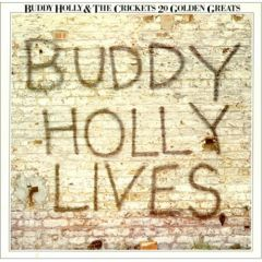 20 Golden Greats (Buddy Holly Lives) - LP / Buddy Holly / 1978