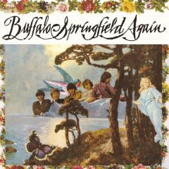 Buffalo Springfield Again - CD / Buffalo Springfield / 1967
