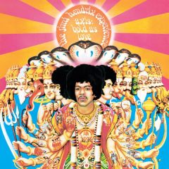 Axis Bold As Love - CD / Jimi Hendrix / 1967