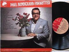 Favoritter - LP / Poul Bundgaard / 1