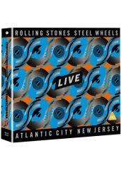 Steel Wheels Live - 2CD+Blu-Ray / The Rolling Stones / 1989 / 2020
