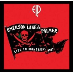 Live In Montreal 1977 - 2cd / Emerson, Lake & Palmer / 1977/2013