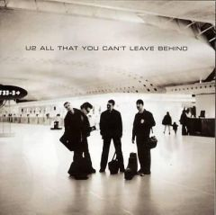 All That You Can't Leave Behind - CD / U2 / 2000