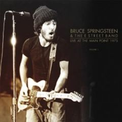 Live At The Main Point 1975  Vol. 1 - 2LP / Bruce Springsteen / 2011/2014