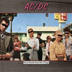 Dirty Deeds Done Dirt Cheap - LP / AC/DC / 1976