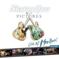 Pictures: Live At Montreux 2009 - 2LP+CD (Deluxe) / Status Quo / 2009 / 2019