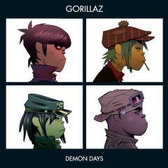 Demon Days - CD / Gorillaz / 2005
