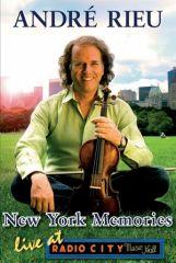 New York Memories - dvd / Andre Rieu / 2006