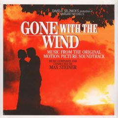 Gone With The Wind - LP / Soundtrack / 1939/2015