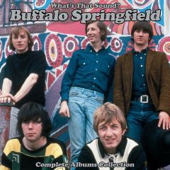 What's That Sound - Complete Albums Collection - 5CD (Bokssæt) / Buffalo Springfield / 2018