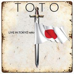 Live in Tokyo 1980 - LP (RSD 2020 Rød Vinyl) / Toto / 2020