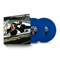 Riding With The King (20th Anniversary Edition) - 2LP (Blå Vinyl) / Eric Clapton & B.B. King / 2000 / 2020
