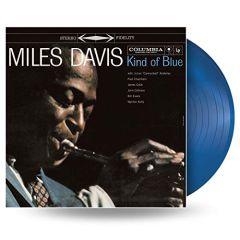 Kind Of Blue - LP (Blå Vinyl) / Miles Davis / 1959 / 2018