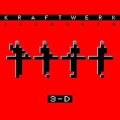 3D - 2LP / Kraftwerk / 2017
