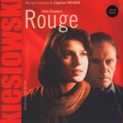 Rouge (Trois Couleurs - Kieslowski) - LP+CD / Soundtrack (Zbigniew Preisner) / 2015