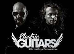 Electric Guitars - CD / Electric Guitars (Mika Vandborg / Soren Andersen) / 2013