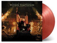 Black Symphony - 3LP (Farvet vinyl) / Within Temptation & The Metropole Orchestra / 2008 / 2019