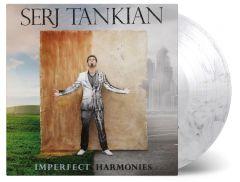 Imperfect Harmonies - LP (Farvet vinyl) / Serj Tankian (System of a Down) / 2010 / 2019