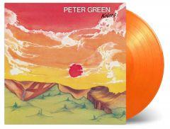 Kolors - LP (Farvet vinyl) / Peter Green / 1983 / 2019