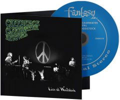 Live At Woodstock - CD / Creedence Clearwater Revival / 2019