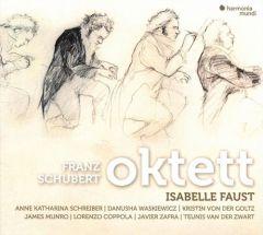 Oktett - CD / Franz Schubert | Isabelle Faust / 2018