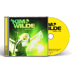 Aliens Live - CD / Kim Wilde / 2019