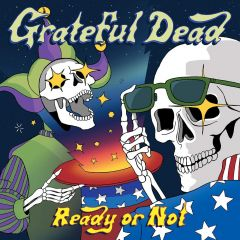 Ready Or Not - CD / Grateful Dead / 2019