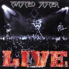 Live At Hammersmith - 2cd / Twisted Sister / 2017