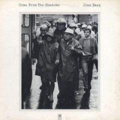 Come From The Shadows - LP / Joan Baez / 1972