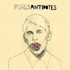 Antidotes - CD / Foals / 2008