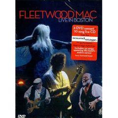 Live In Boston - 2DVD+CD / Fleetwood Mac / 2004