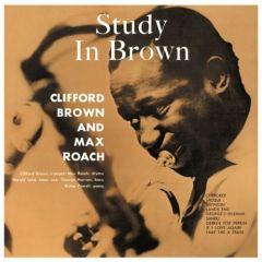 Study In Brown (Max Roach) - LP / Clifford Brown
