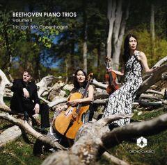 Beethoven Piano Trios Volume II - CD / Trio Con Brio Copenhagen / 2018